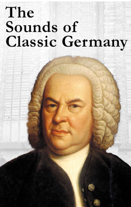 The Sounds of J.S. Bach